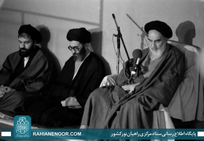 بازخوانی سخنان امام خمینی(ره) در سوگ شهیدان رجایی و باهنر