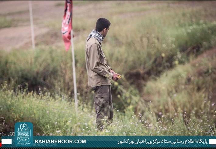 یادمان شهدای عملیات فتح المبین/دلتنگی که دوساله شد!