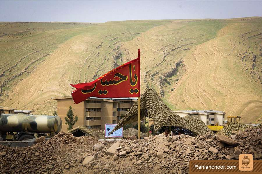 n00004964 r b 004 یادمان پادگان ابوذر  (دوکوهه دوم)